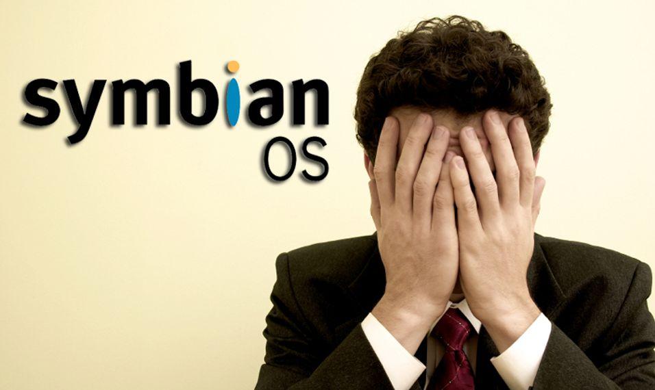 – Symbian på vei nedover