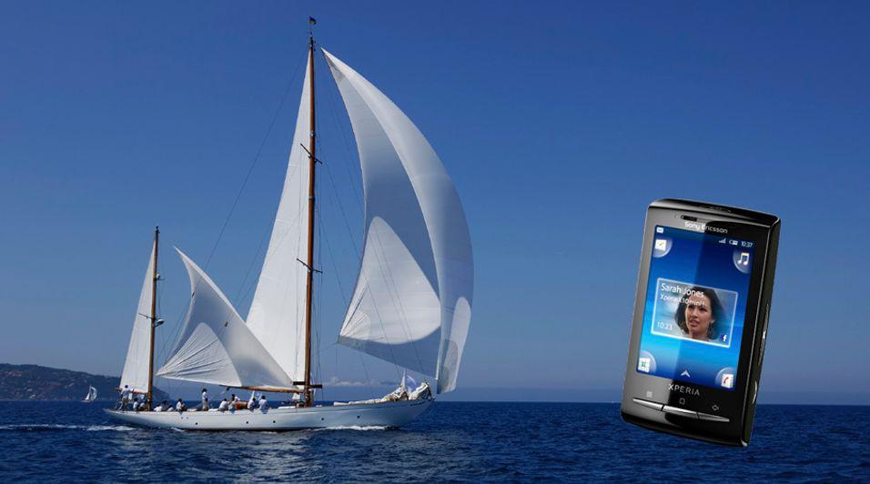 X10 Mini er blant telefonene som får æren for oppsvinget.
