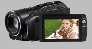 Canon med nytt videokamera