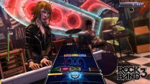 Skjermbilde fra Rock Band 3 (Skjermbilde: Harmonix).