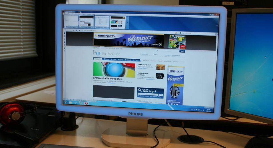 TEST: Philips Brilliance 220X1