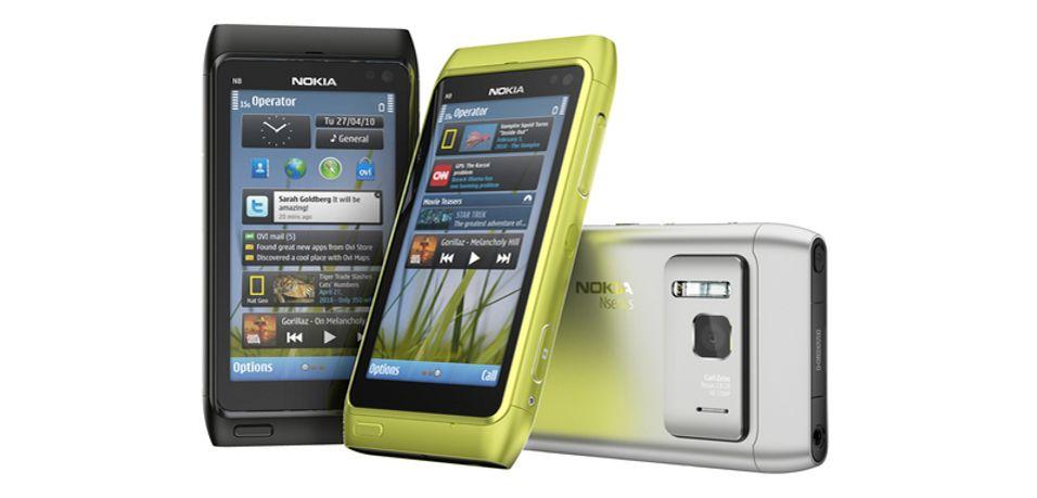 Nokia N8 på forhåndsbestilling