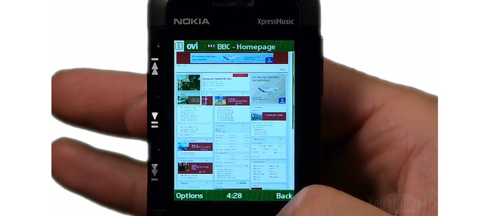 Nokia lanserer ny nettleser