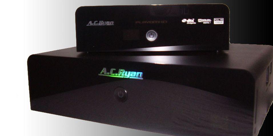 TEST: A.C. Ryan Playon HD og Playon HD Mini