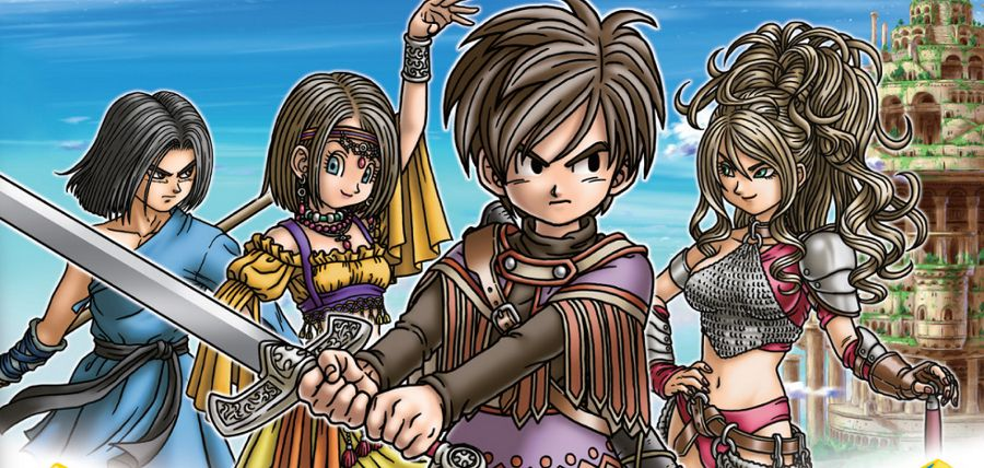 ANMELDELSE: Dragon Quest IX: Sentinels of the Starry Skies