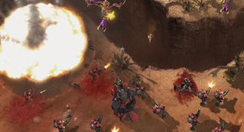Starcraft II selger i bøtter og spann