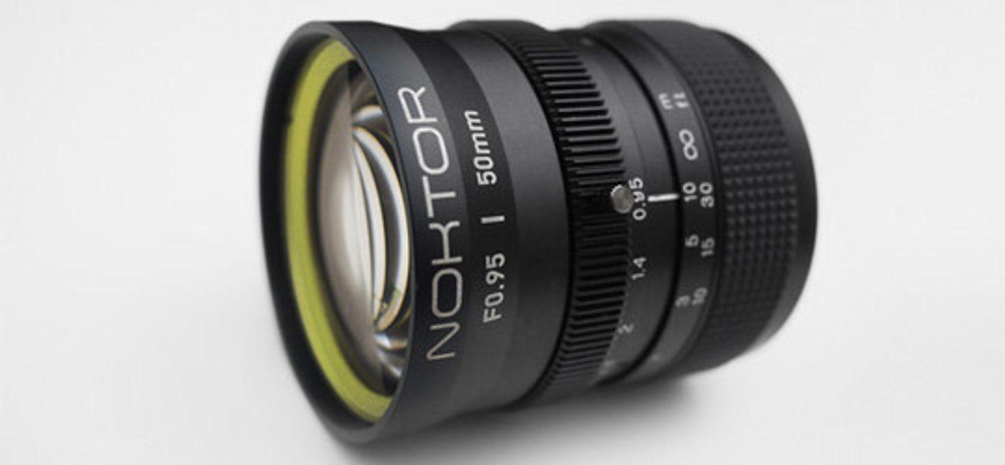 Noktor 50mm f/0,95 gjør deg attraktiv i følge en undersøkelse.