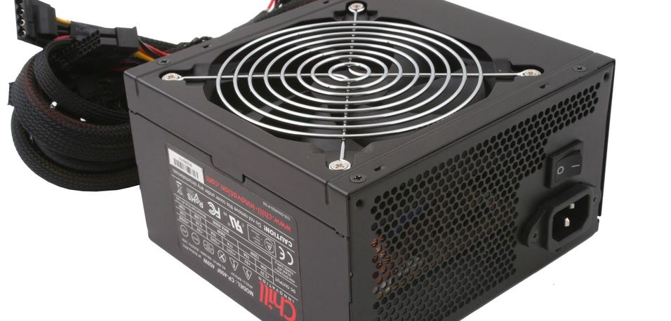 TEST: Chill Innovation CP-450F 450 W