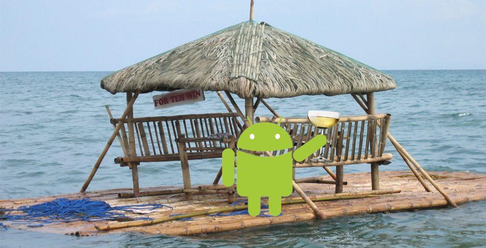Både Bada og Android er Linux-baserte operativsystemer. Disse kapret tre av fire mobilpriser i årets EISA-kåring.