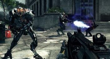 Spill Crysis 2 i mars