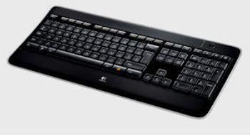 Tastatur med bakgrunnsbelysning