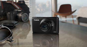 Canon forbedrer entusiastkompakt