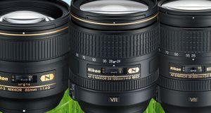 Mer gromglass fra Nikon