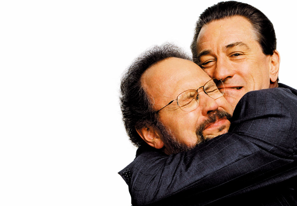 Billy Crystal og Robert De Niro i Analyze That.