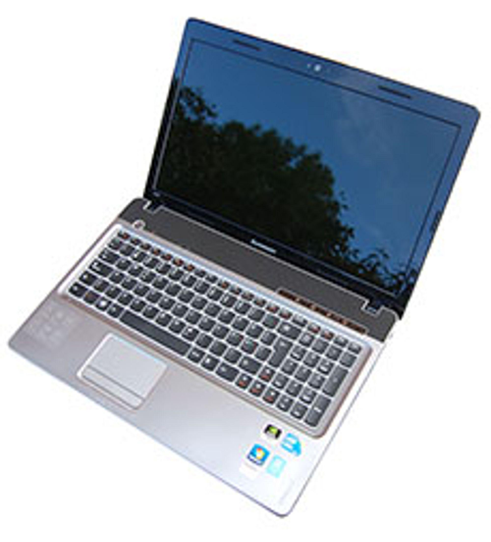 Lenovo Ideapad Z560 er førstemann ut på den nye testbenken!