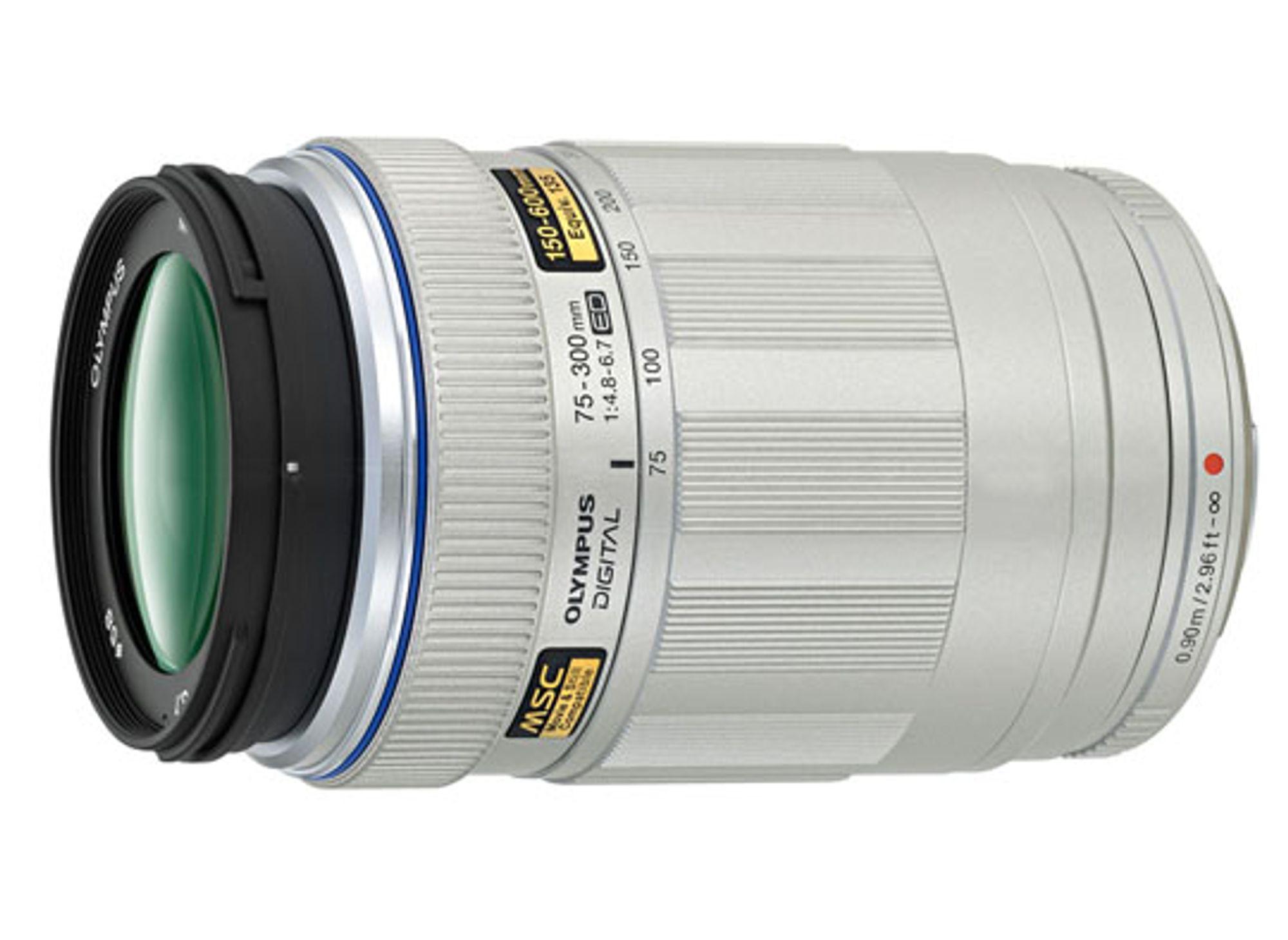 M.Zuiko Digital ED 75-300mm 1:4.8-6.7