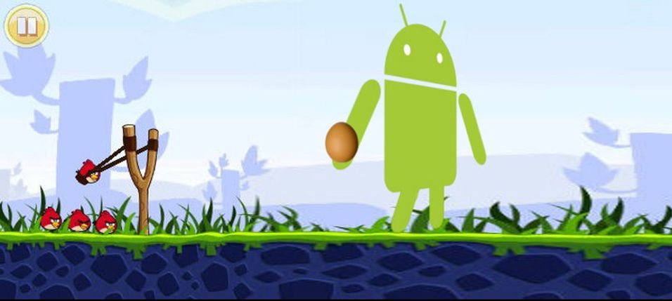 Angry Birds kommer til Android