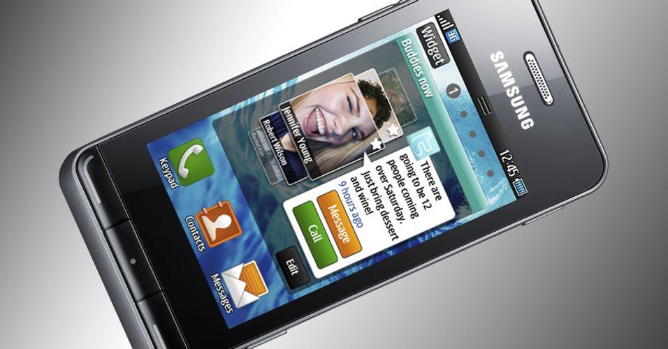 Samsung Wave 723 er lansert