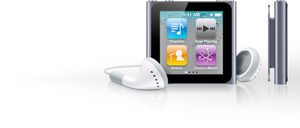Apple iPod Nano 16GB (6. gen)