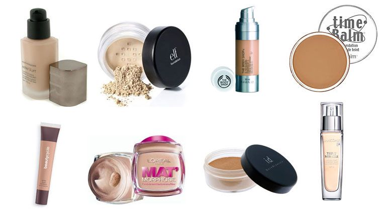 Beste foundation test