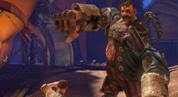 Bioshock Infinites svar på Big Daddy