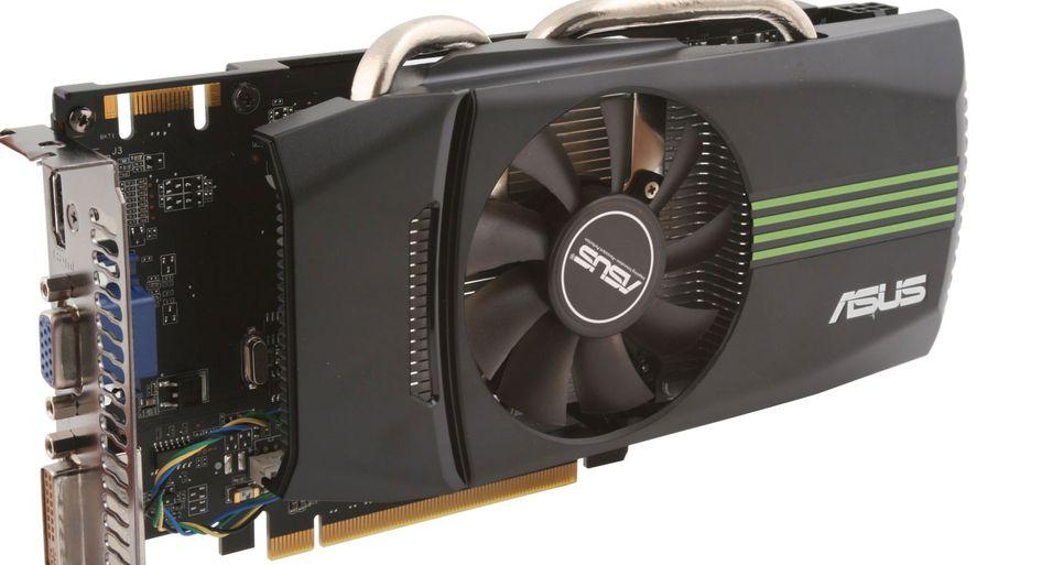 TEST: Asus Geforce GTS 450 DirectCU TOP