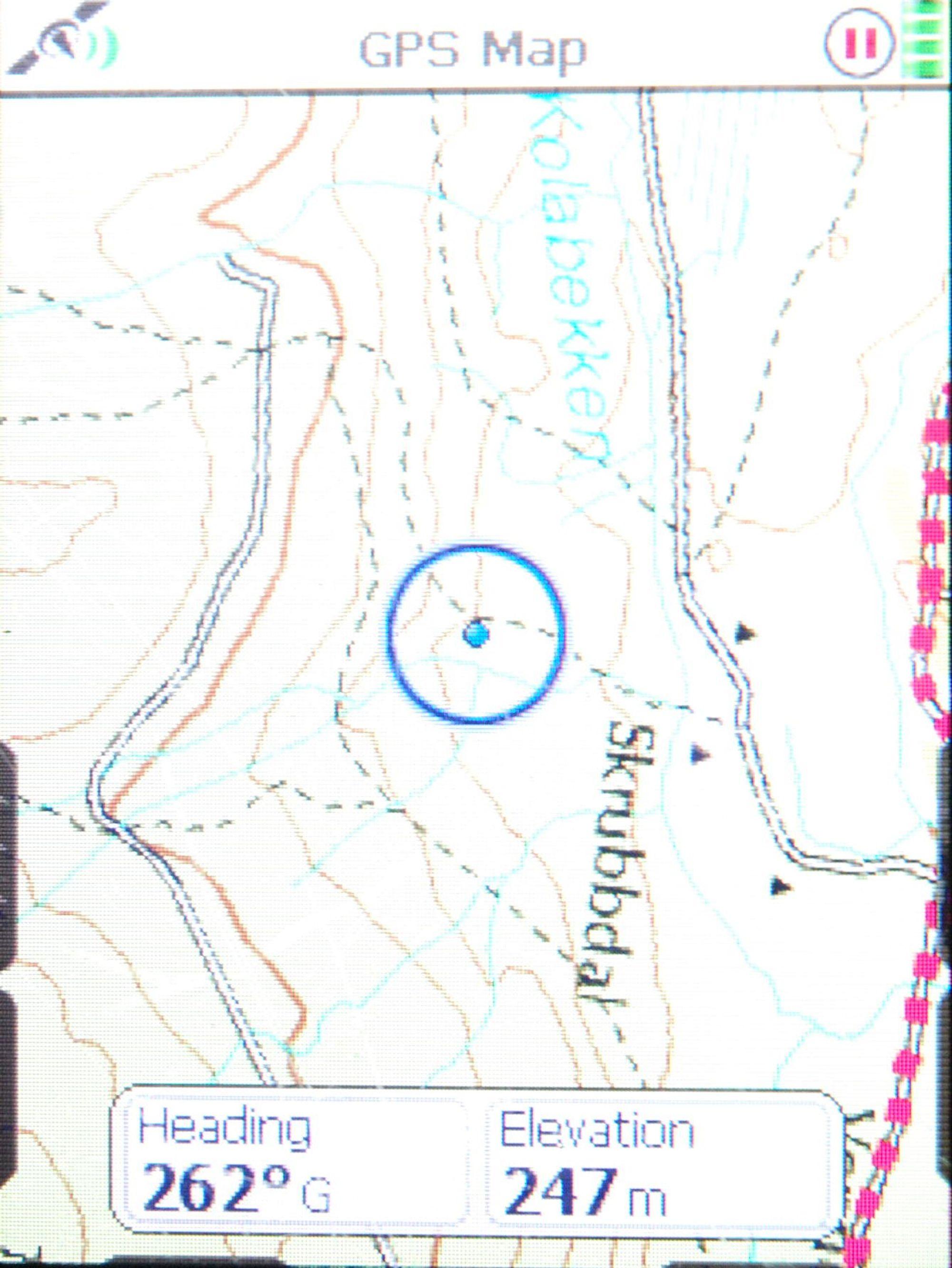 kart til satmap TEST: Navigatorer for skog og mark   Kart   Tek.no kart til satmap