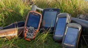 Test: Navigatorer for skog og mark