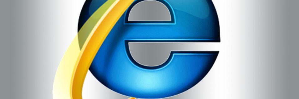 Slik kan du fjerne IE9 beta
