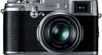 Retroentusiastkompakt fra Fujifilm
