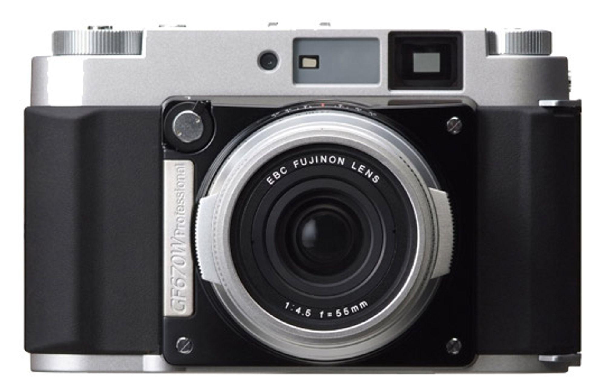 Film er fortsatt populært skal man tro Fujifilm. FOTO: Produsenten.