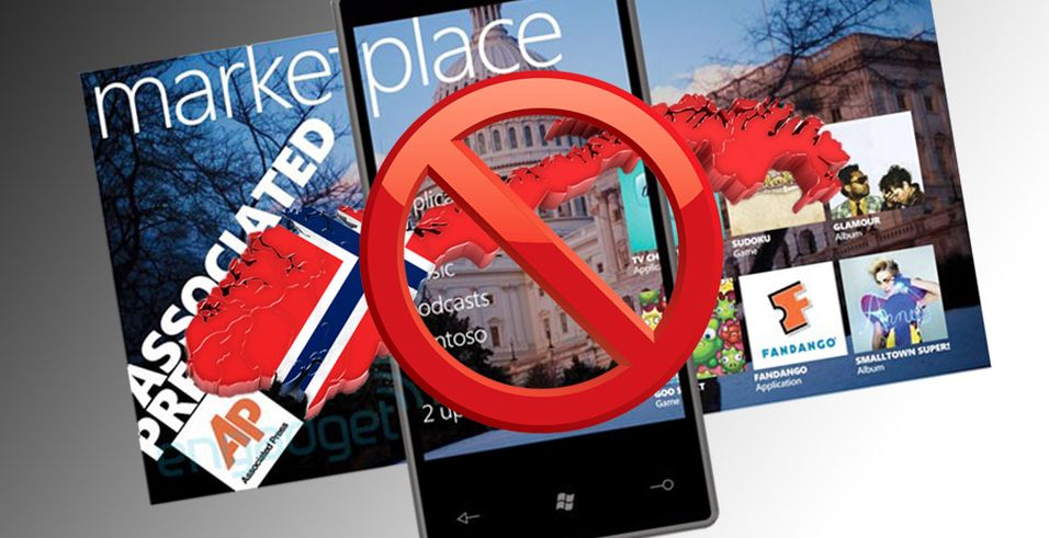 Microsoft hopper over Norge?