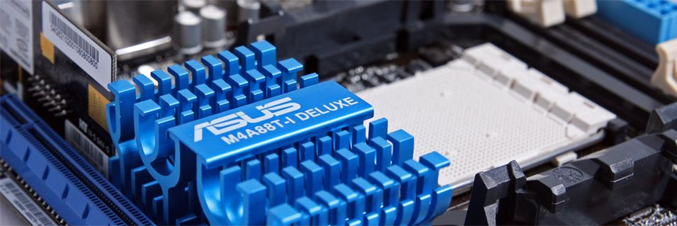 TEST: Asus M4A88T-I Deluxe