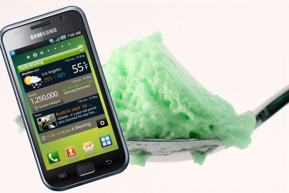 Android 2.2 til Galaxy S rett rundt hjørnet