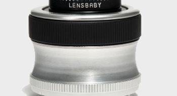 En litt uvanlig Lensbaby