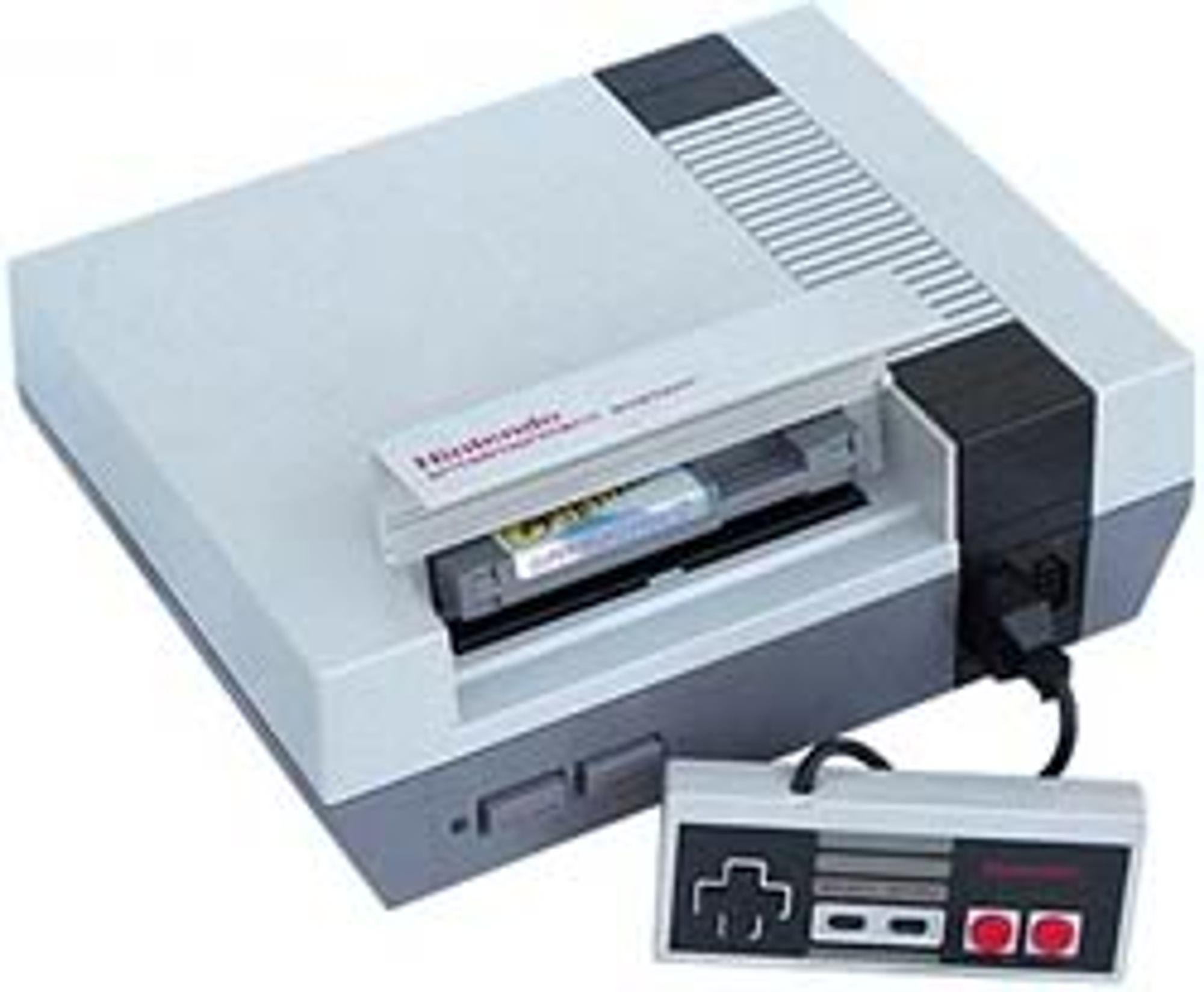 NES-en. Foto: Wikipedia