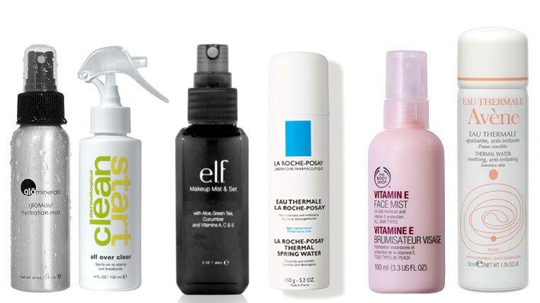 Spray huden frisk