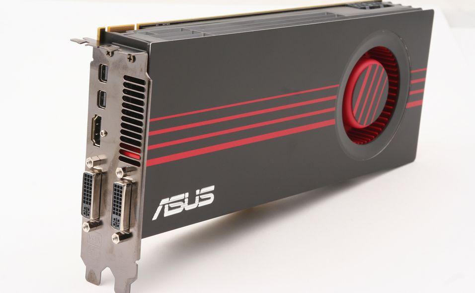 TEST: Asus Radeon HD 6870