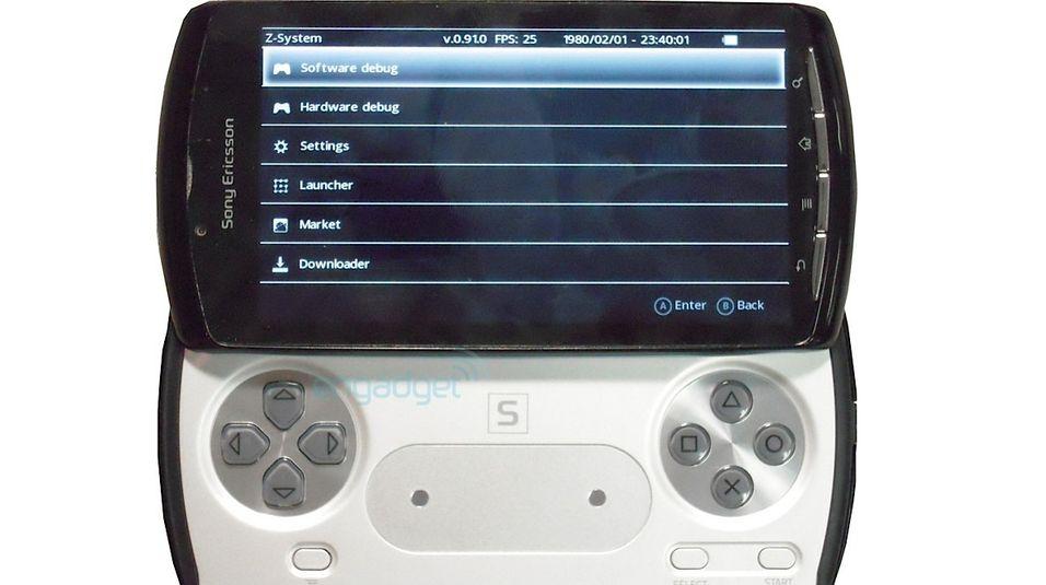 Er dette Playstation-telefonen?