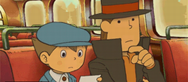 ANMELDELSE: Professor Layton and the Lost Future