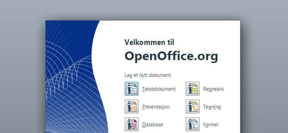 Flere forlater Openoffice.org