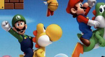 Mario i alle dimensjoner på vei til 3DS