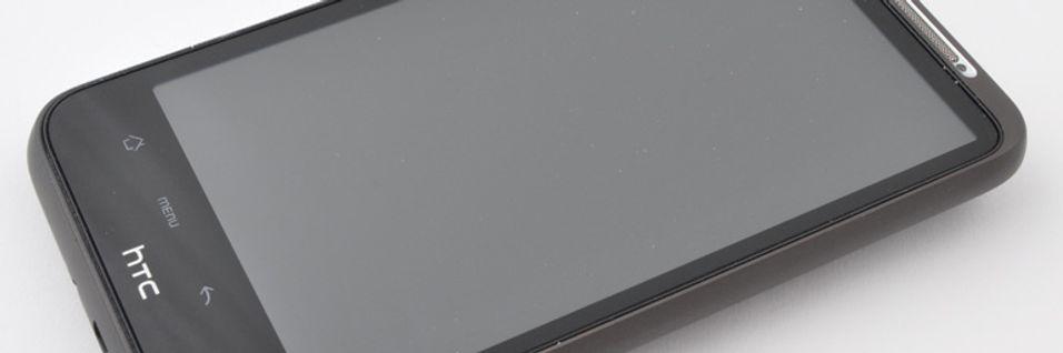 Her er HTC-mobilene som får Android 4.0