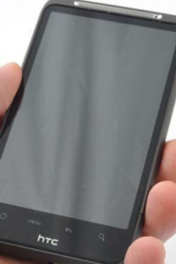 Designmessig likner Titan kanskje aller mest på Android-mobilen HTC Desire HD.