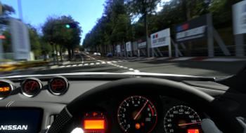 Gran Turismo 5 har trafikk-kork