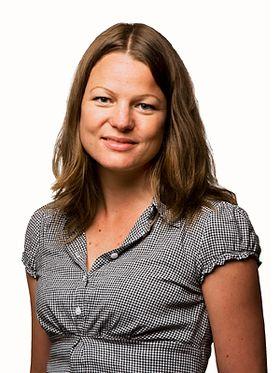Charlotte Erikstad i NetCom.
