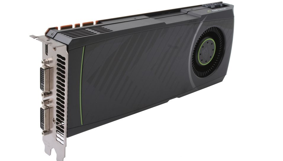 Si farvel til Geforce GTX 580
