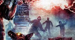 Zombie-overraskelse skjult i Black Ops