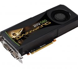 Gainward GeForce GTX 580 1536 MB Golden Sample