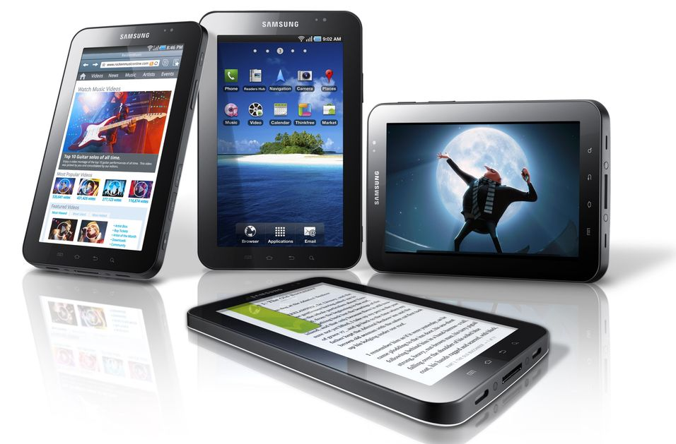 10,1 tommers Galaxy Tab?